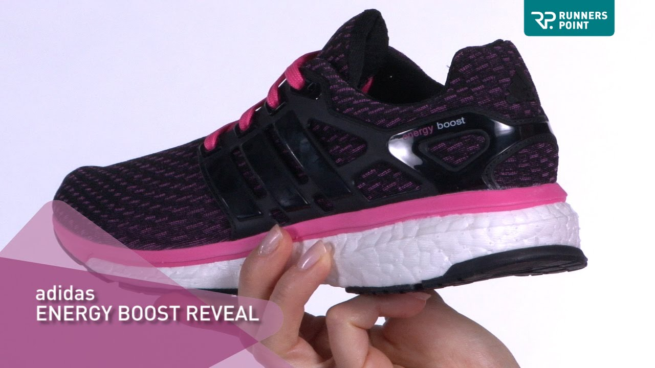 adidas Energy Boost Reveal Damen Laufschuh
