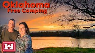 Free Camping near Muskogee, Okląhoma ~Army Corps Of Engineers Campground!