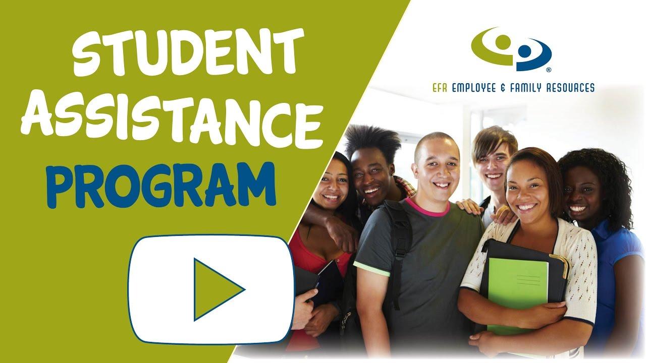 The Student Assistance Program (SAP)