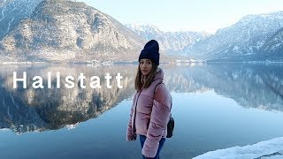 Vlog 5 奥地利 哈修塔特 此生必去 Hallstatt 我在仙境!!!!
