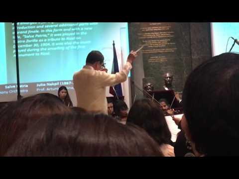 Julio Nakpil Independence Day Concert