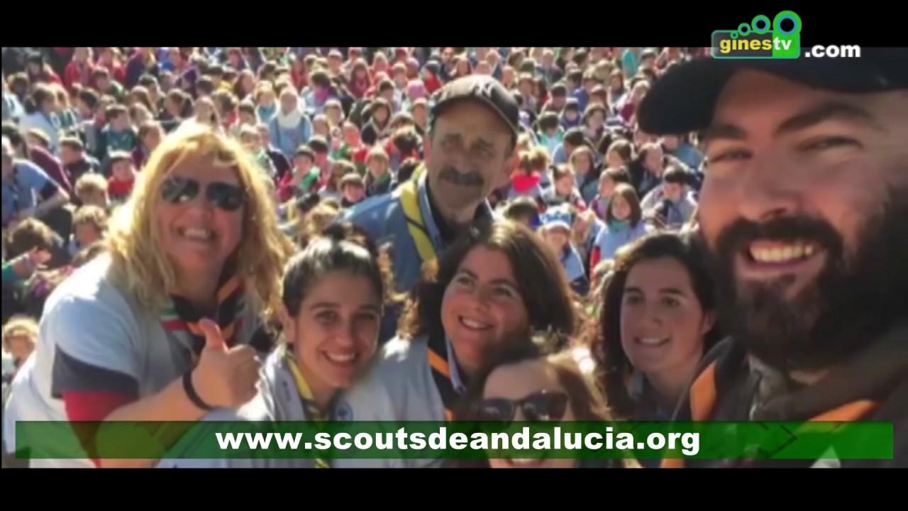El 5 de marzo, reunión informativa para constituir un grupo Scout en Gines
