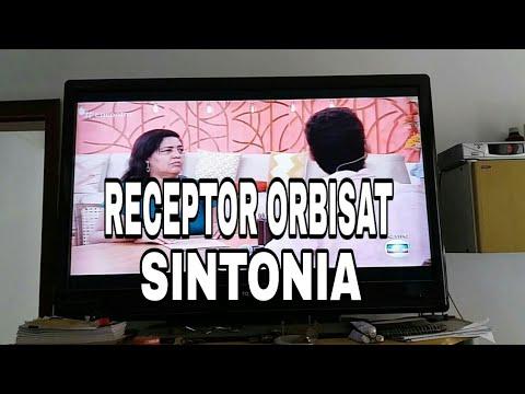 RECEPTOR ORBISAT SINTONIZAR