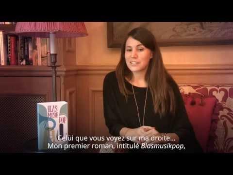 "Vea Kaiser présente son roman ""Blasmusikpop"""