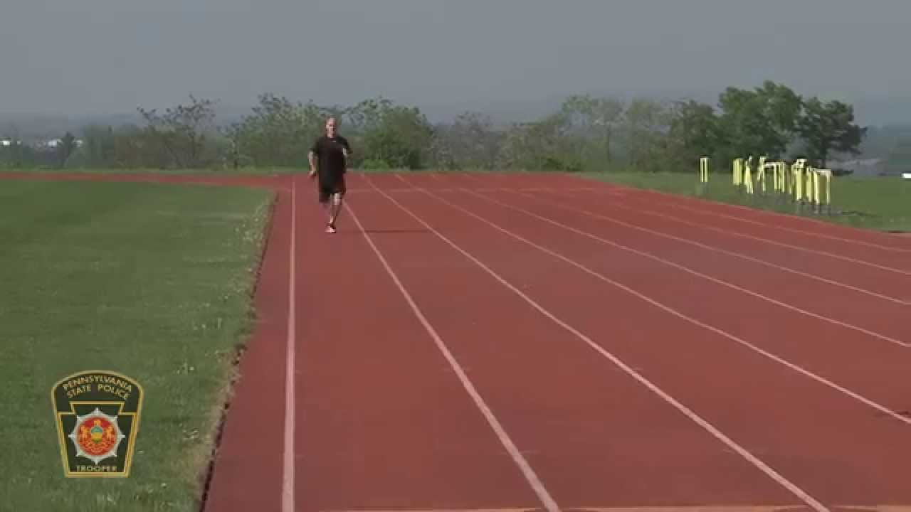 hight resolution of psp 300 meter run