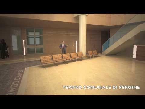 teatro pergine rendering