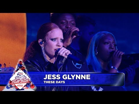 Jess Glynne - 'These Days' (Live at Capital's Jingle Bell Ball)