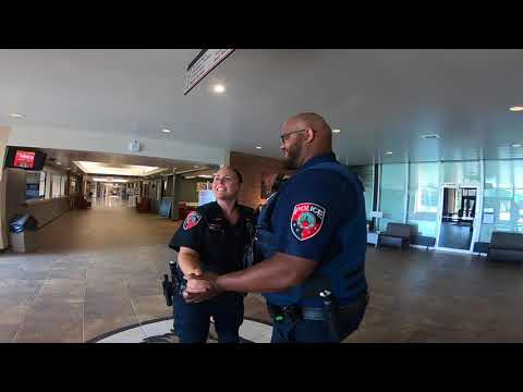 NDSCS Police Lip Sync Challenge and Welcome Back Video
