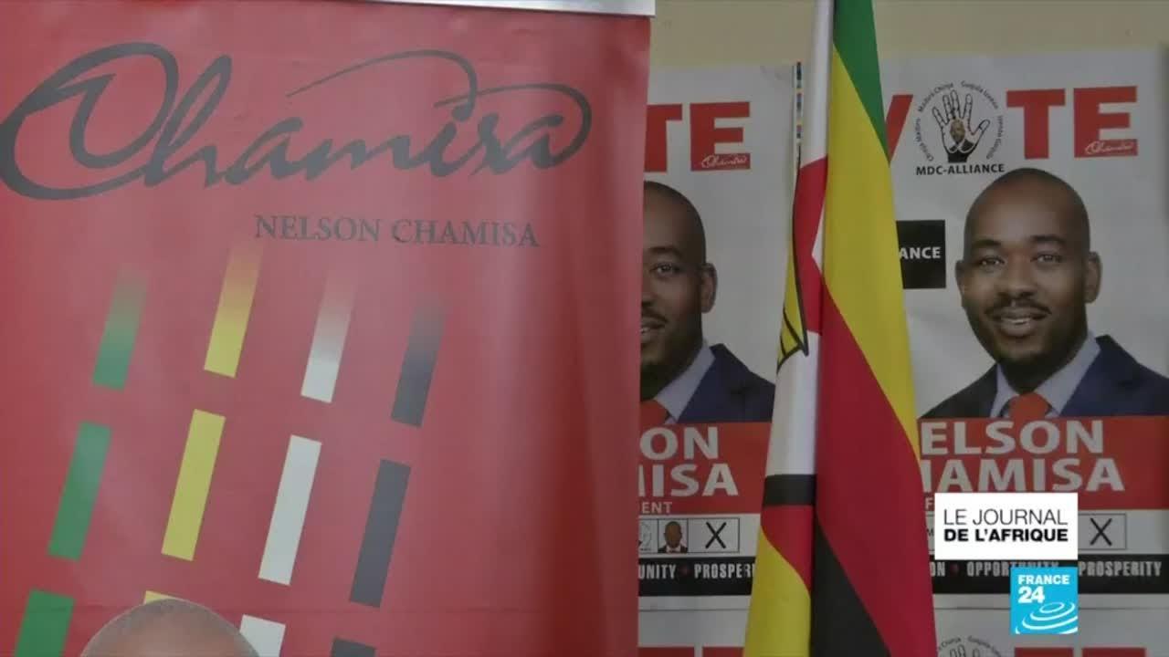 Présidentielle au Zimbabwe : controverse autour du vote anticipé des policiers