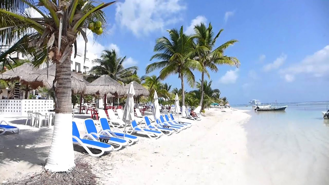 Costa Maya Mexico Beaches