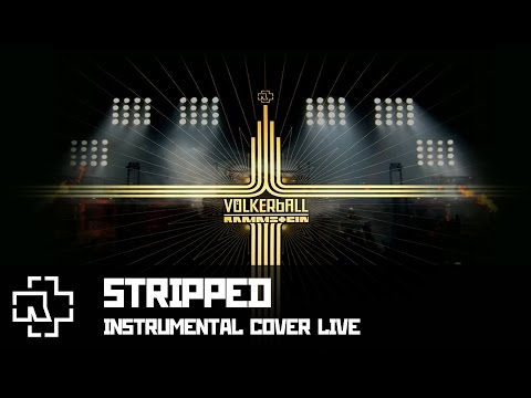 Rammstein - Stripped (Vokeball LIVE instrumental)