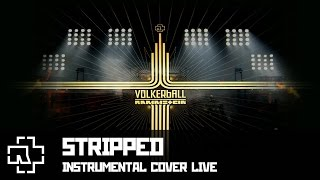 Rammstein - Stripped (Völkerball LIVE instrumental)