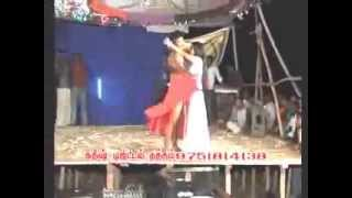 Tamil hot record dance | Tamil dance performance on stage
