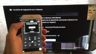 How to use SonyMote app