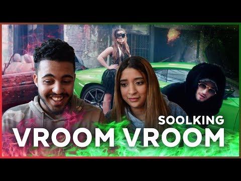 Soolking - Vroom Vroom [Clip Officiel] Prod by Diias (Reaction)