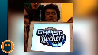 Bekijk hier het logo van de allereerste Ghost Rockers film: Voor Altijd?