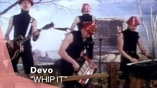 Watch Devo Whip It video