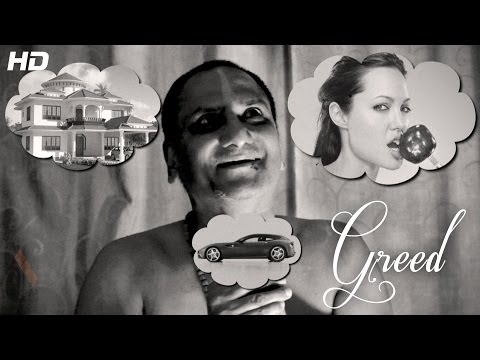 Greed - A Short Film