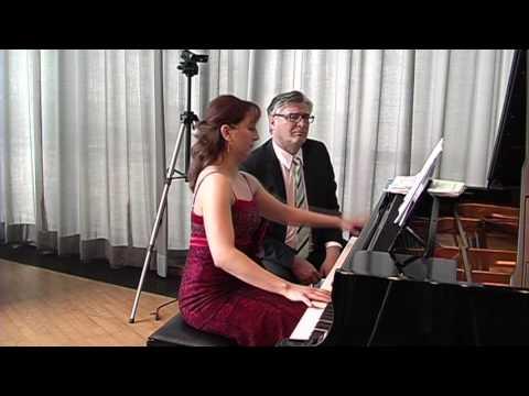 "Diana Brekalo presents: Hubertus Schwinge ""Minnelied"""