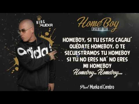 Cosculluela - Homeboy | LETRA | (Audio Oficial)