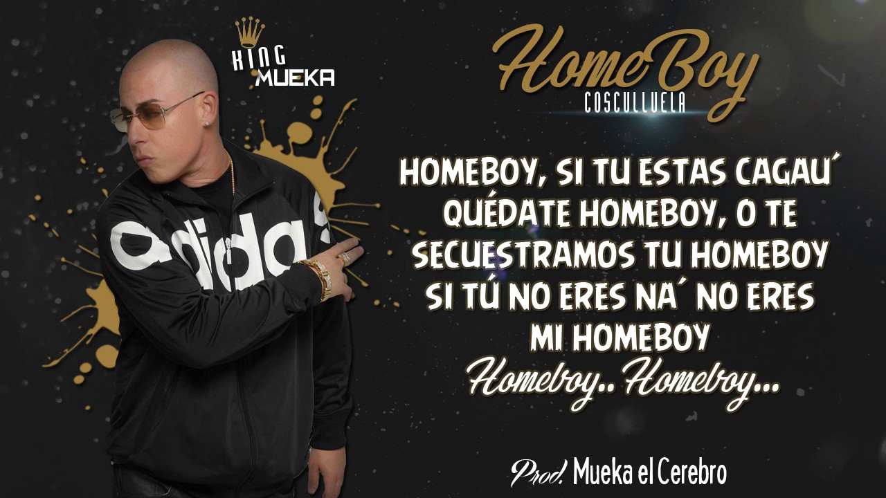 cosculluela homeboy letra audio oficial youtube rh youtube com Walking Home From School Clip Art home roblox