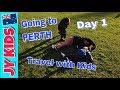 Going to Perth  - Day 1 (Season 1 Travel with Kids : Western Australia)
