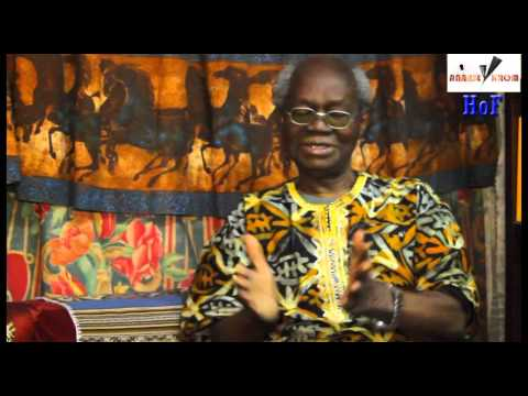 An Exclusive Interview with Prof. J. H. Kwabena Nketia