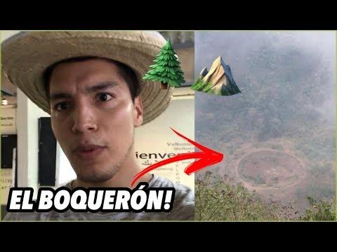 Un Día Extremo En EL BOQUERÓN   Volcán De San Salvador   Tio Frank