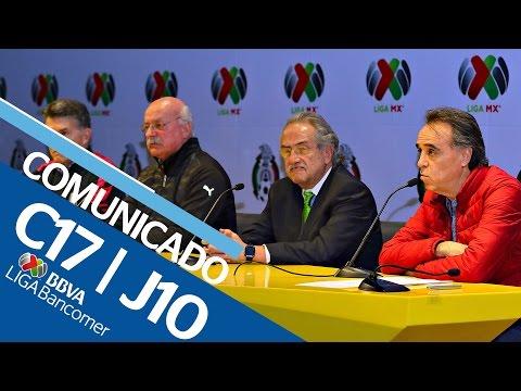 COMUNICADO FMF - LIGA MX