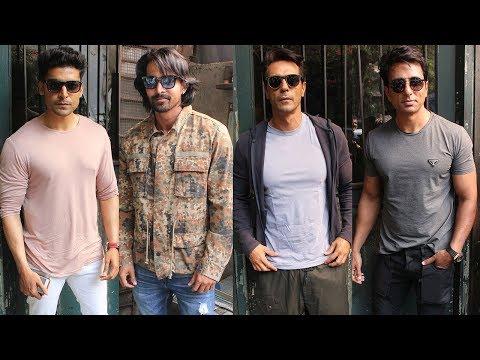Paltan Movie Cast Visits Pali Village Cafe | Arjun Rampal, Sonu Sood, Harshvardhan Rane