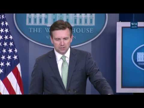 7/6/16: White House Press Briefing