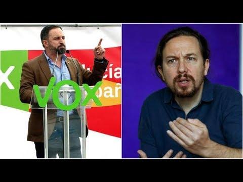 Jesús Á.Rojo: Vox arrasa a Podemos en casi toda España y hunde a la extrema izquierda en el fango