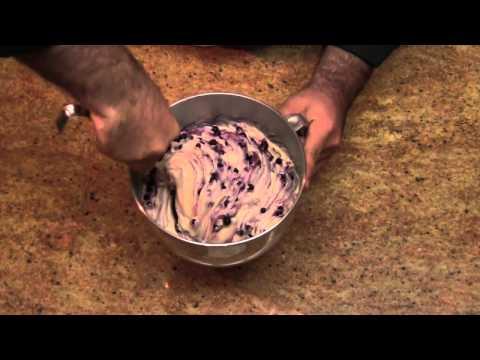 Big Daddy's Blueberry Muffins
