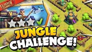 Easily 3 Star the Epic Jungle Challenge (Clash of Clans)