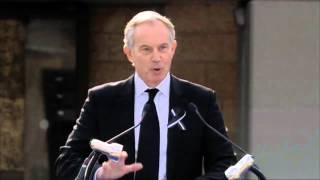 Ariel Sharon funeral: Biden and Blair praise the