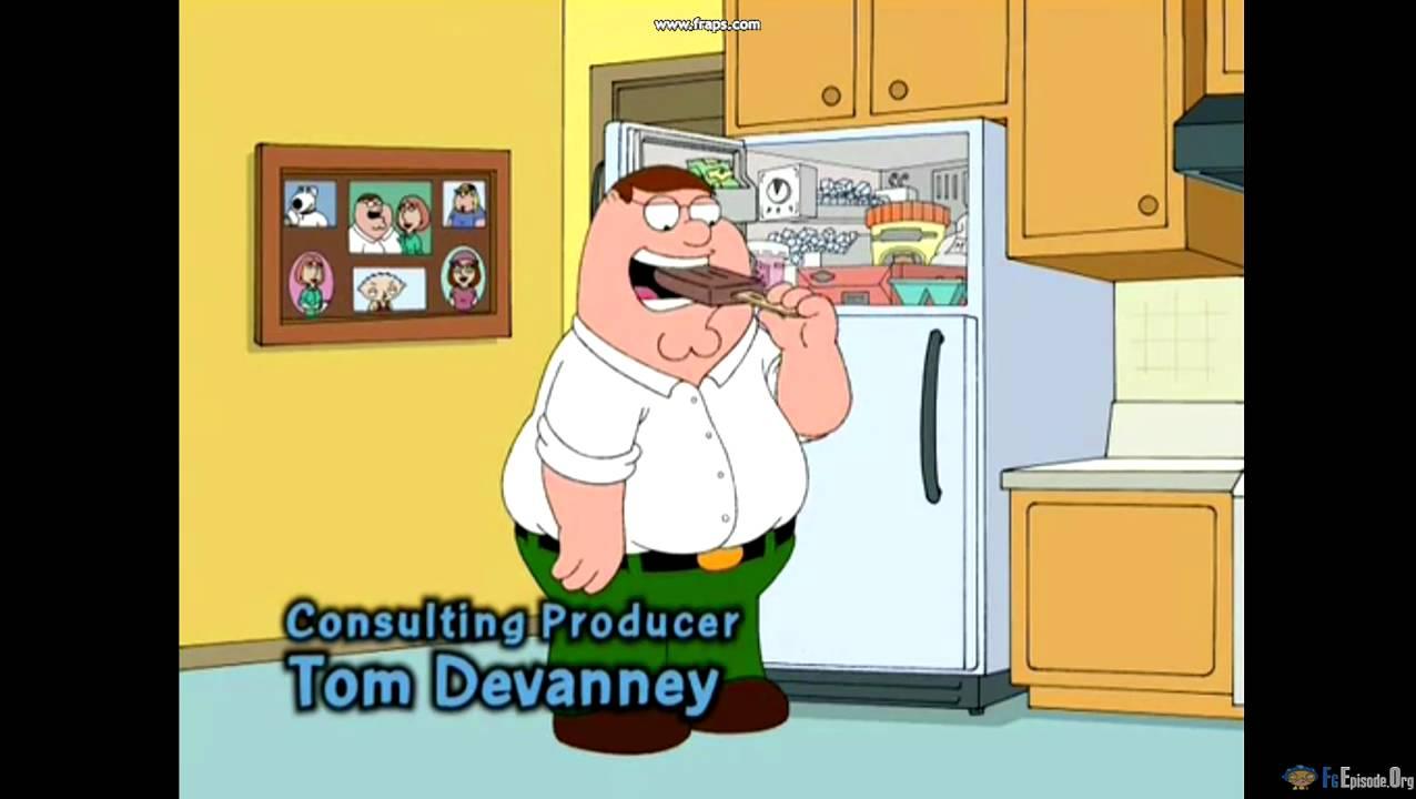 Fat Guys Diet Food Family Guy