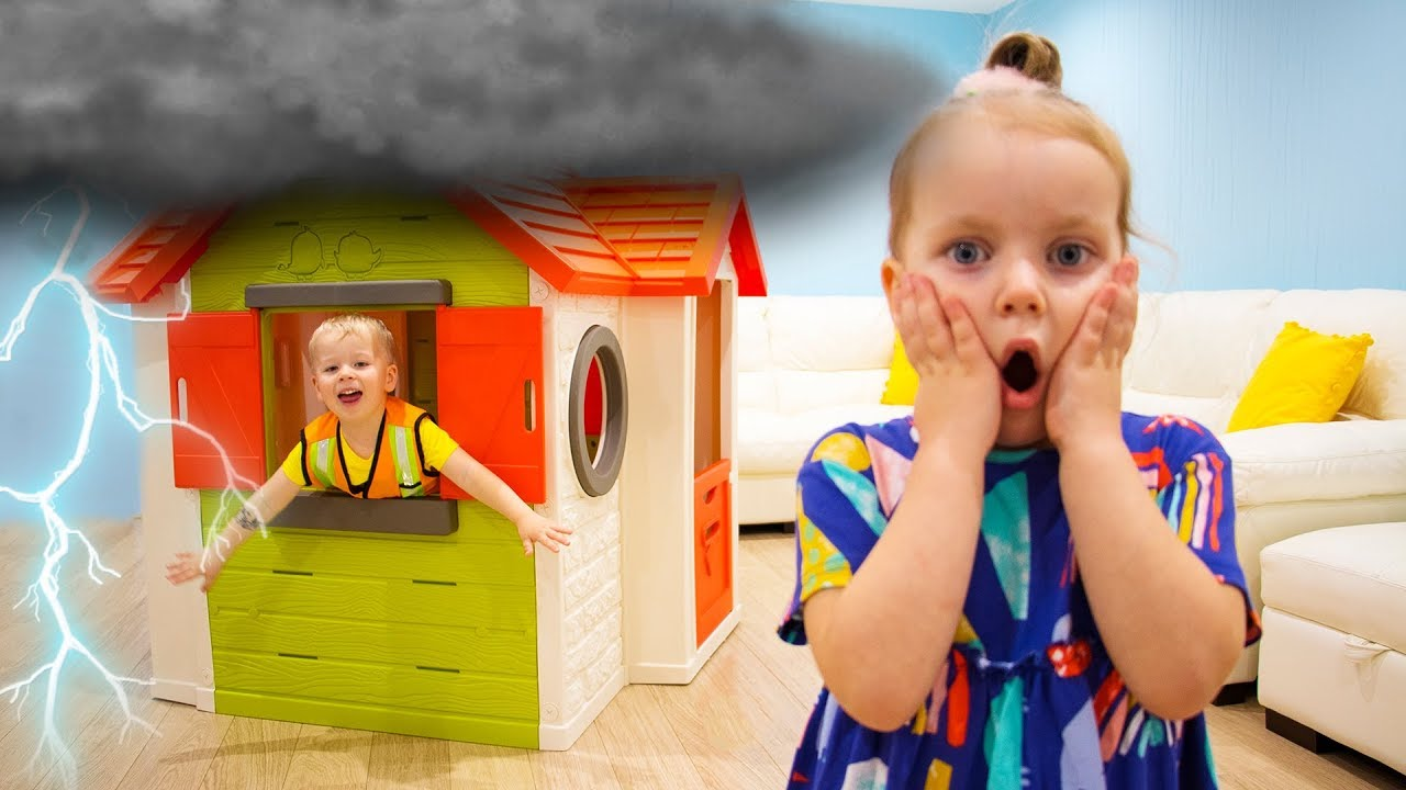 Gaby and Magic Playhouse for Kids