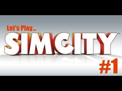 """Let's Play SimCity #1 """"A fresh start for Gotham City"""""""