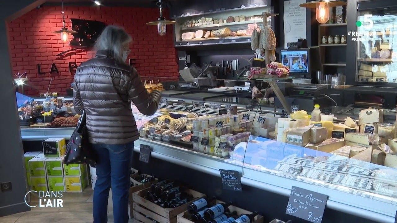 Les petits commerces alimentaires en plein essor ...