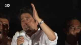 Japan: freie Hand für Ministerpräsident Abe | Journal