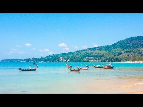 Kamala beach | Phuket beaches | Thailand Phuket travel blog [ENG SUB]