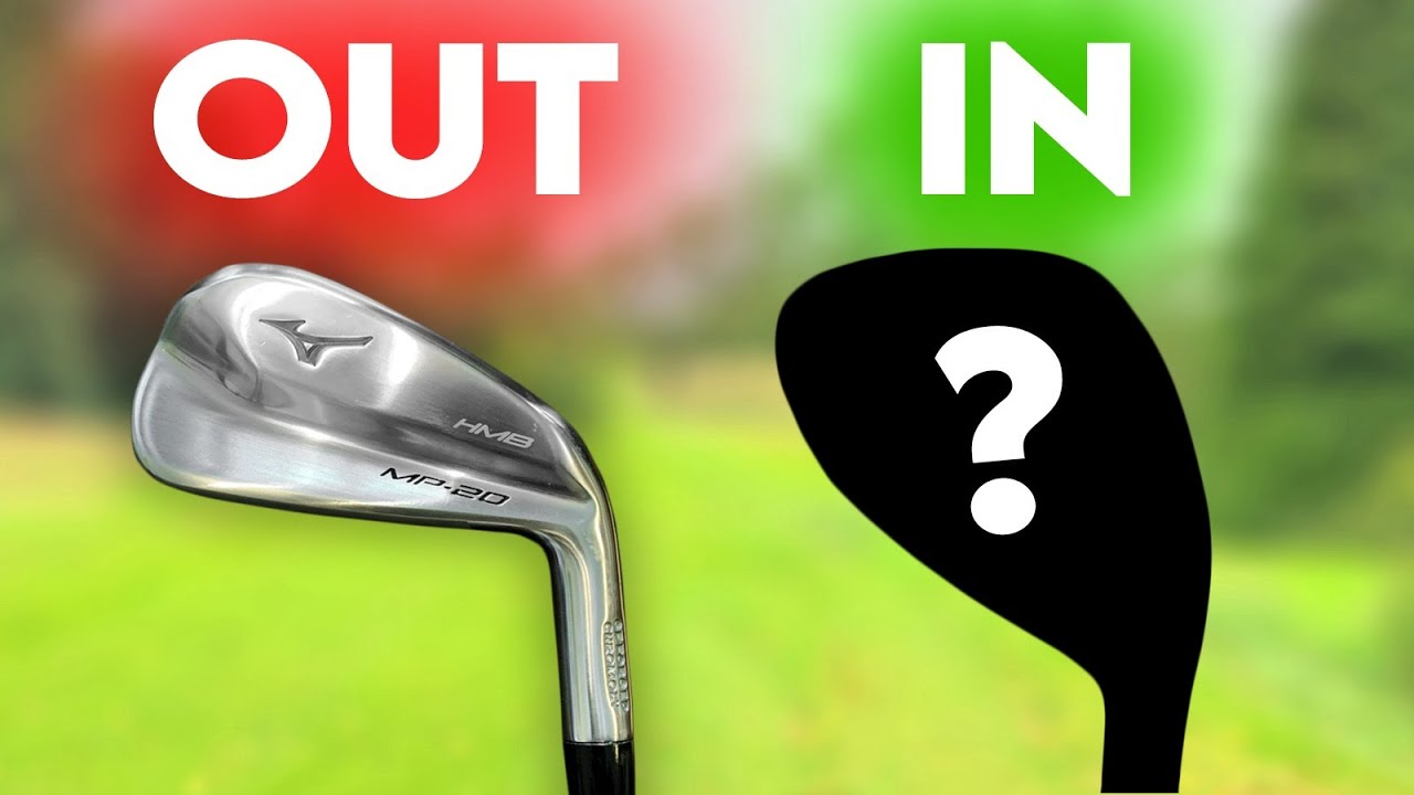 4 NEW GOLF CLUBS are going in my bag | Quest for the Open