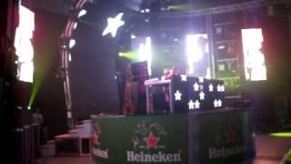 Armand Van Helden live @ Starmuse Belgrade 01 05 10 We no speak Americano & monsters