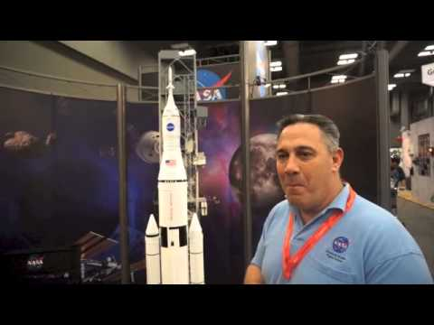 Trey Kate - NASA SLS Program at SXSw