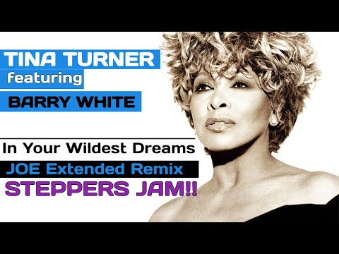 Tina Turner feat Barry White - In Your Wildest Dreams (JOE Extended Remix)