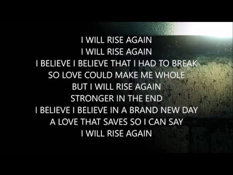 Dallas Holm – Rise Again Lyrics | Genius Lyrics