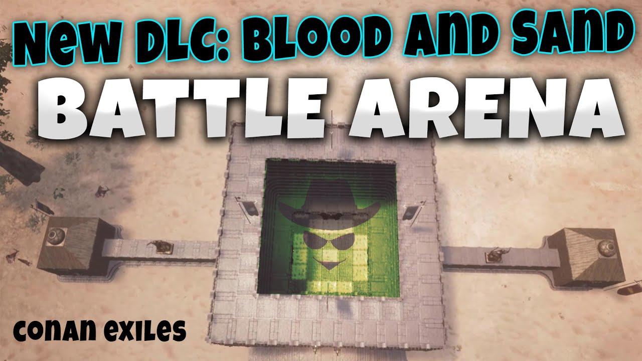 Battle Arena   Conan Exiles