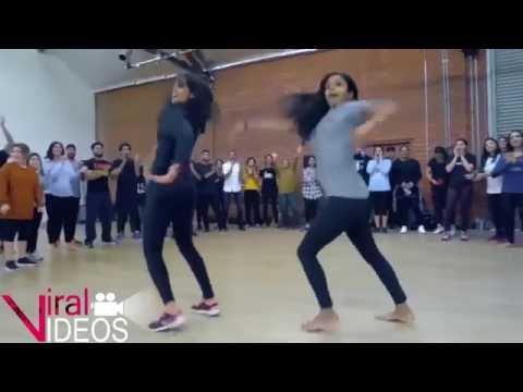 Dancing Group Shivani Bhagwan  Best Dance On Miss Pooja Song Nakhreya Mari