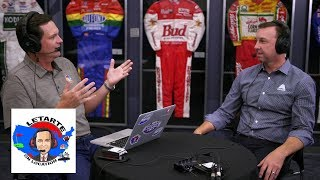 Chad Knaus discusses his motorsports career and where it all began | Letarte on Location Podcast