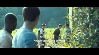 GIẢI MÃ MÊ CUNG - THE MAZE RUNNER - Trailer 2